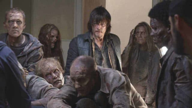 Blog The Walking Dead, stagione 10, Negan, Daryl Dixon, Carol